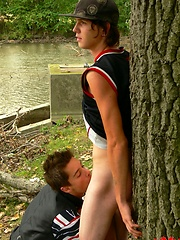 Cute Teen Boy Couple outdoor action, Added: 2011-09-19 by AlexBoys