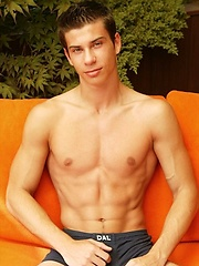 Malcolm Benoist Pin Up, Added: 2012-02-14 by Bel Ami Online