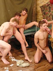 EYoung european soldiers orgy, Added: 2013-06-21 by William Higgins