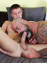 Scotty Rage & Cody Avalon, Added: 2015-09-14 by Hot Dads Hot Lads