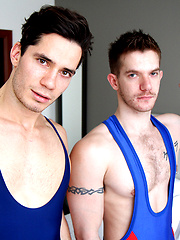 Straight mates on gay mates - Jet and Skippy wrestle and fuck, Added: 2015-09-14 by Bentley Race