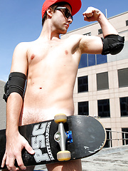 Watch me get naked on the roof - Scott Tyler, Added: 2016-05-24 by Bentley Race