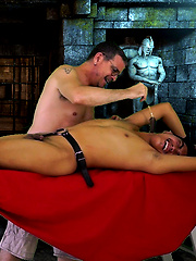 Nathan Tickled in the Dungeon, Added: 2016-11-01 by Laughing Asians